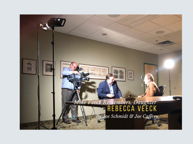 Mike Veeck Remembers Daughter, Beautiful Rebecca
