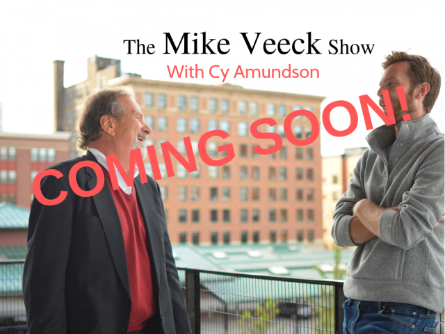 The Mike Veeck Show with Cy Amundson a super funny podcast